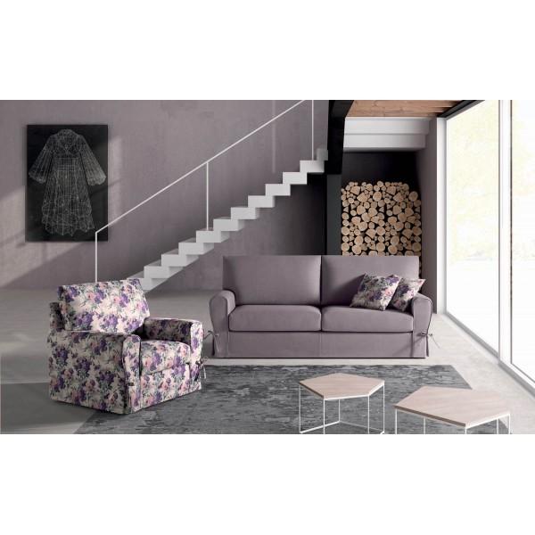 Разтегателен съвременен диван, DANDY