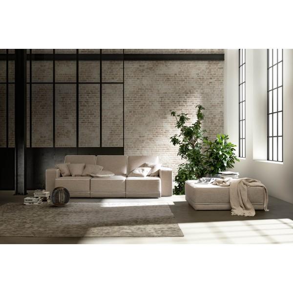 Съвременен италиански диван, DOUBLE