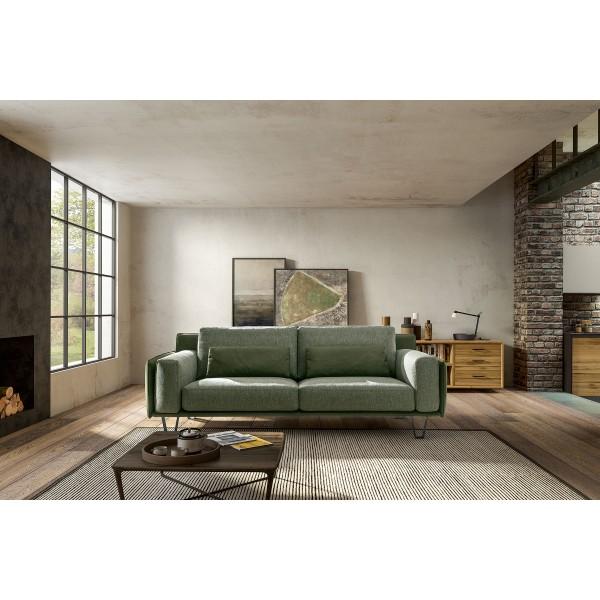 Модерен текстилен диван, LIVING CHIC