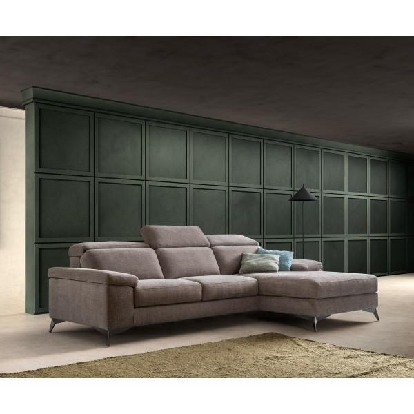Текстилен италиански диван, SPACE ACTION