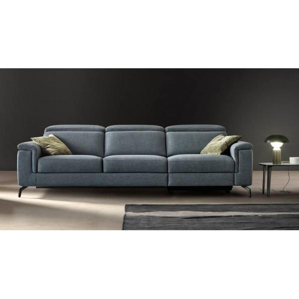 Модерен италиански диван с функция за сън, SPACE TIME 02