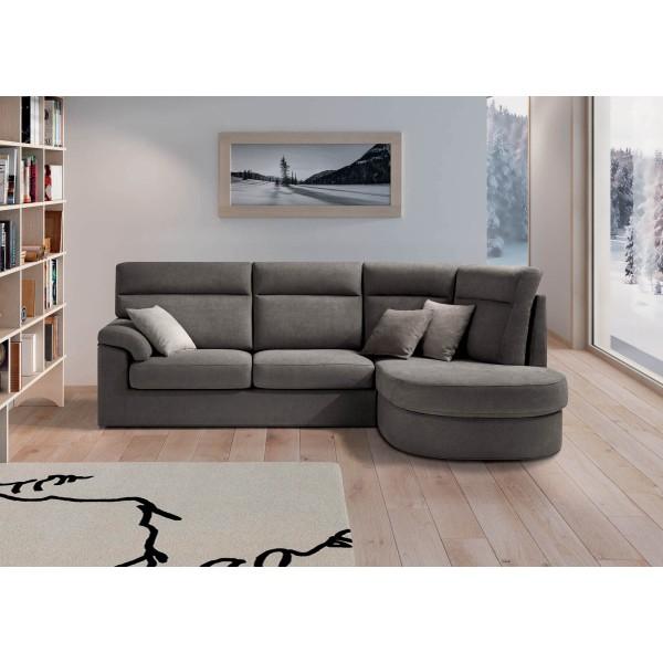 Текстилен разтегателен диван, SMILE