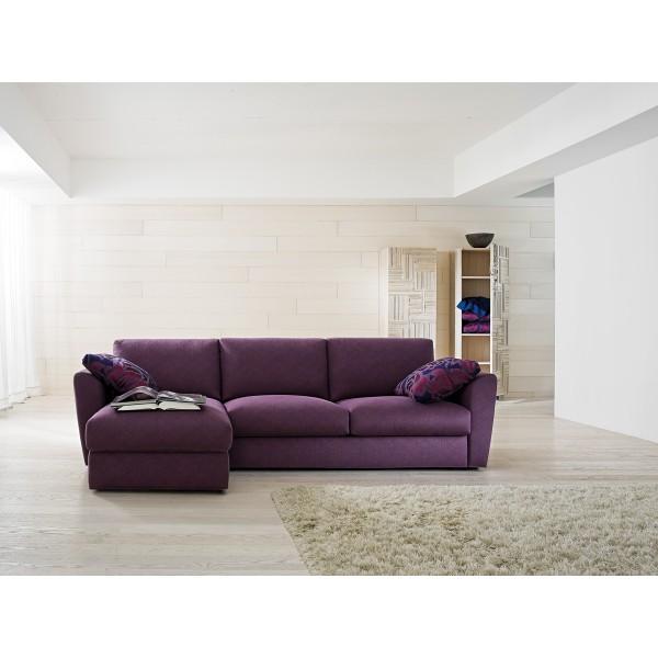 Текстилен диван с функция за сън, VICKY