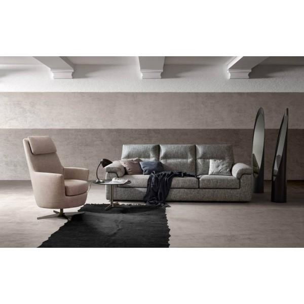 Модерен разтегателен диван, WAY