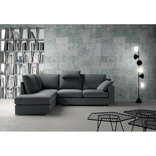 Съвременен текстилен диван, YOUNG