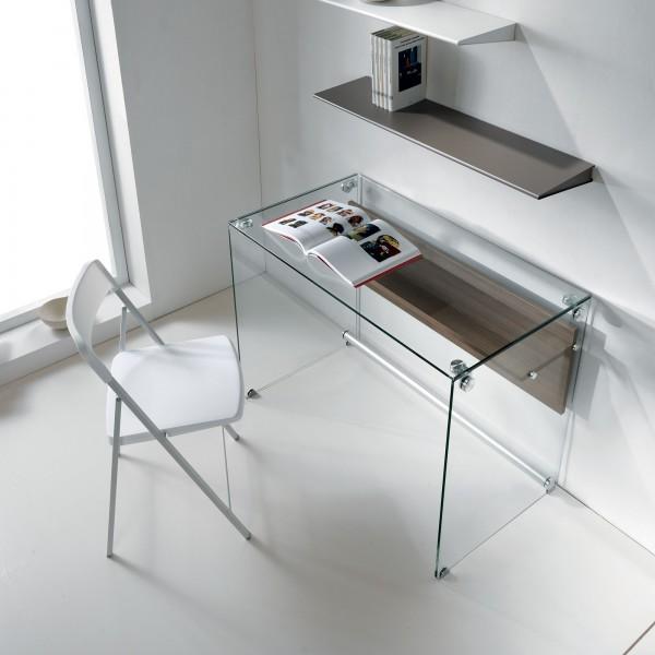 Стъклено SCRIBA с модерен дизайн