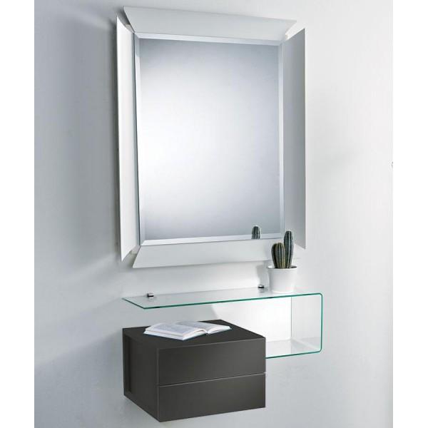 Модерно антре DUE 1 с GLAM огледало