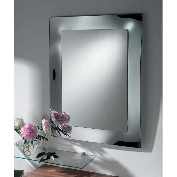 Огледало със стъклена рамка VELA